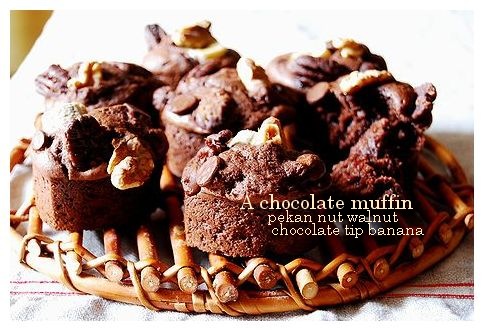 dry tomato & chocolate muffin_a0105872_2391570.jpg