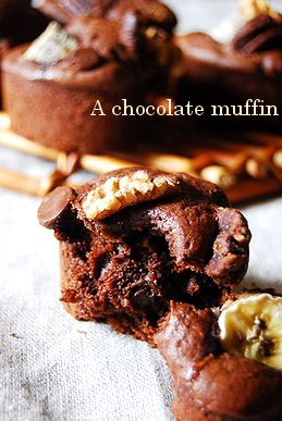 dry tomato & chocolate muffin_a0105872_2411712.jpg