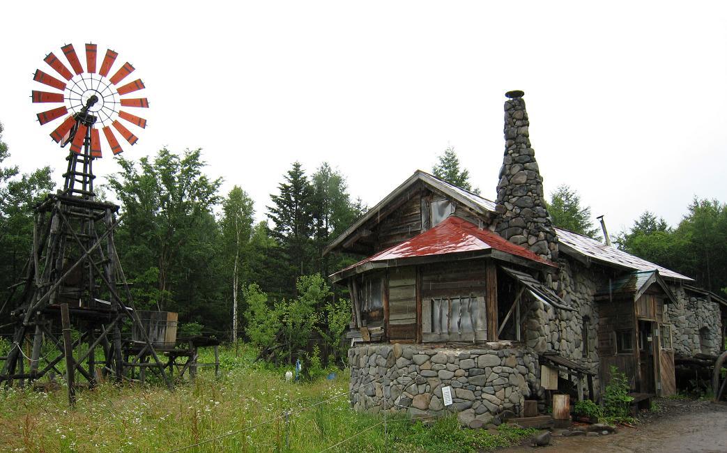 北の国から ~五郎の石の家~  富良野 その2_a0107574_21291366.jpg