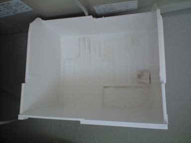 """冷蔵庫が・・・!!("""">_<)_e0123286_18514633.jpg"""
