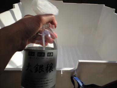 """冷蔵庫が・・・!!("""">_<)_e0123286_1854483.jpg"""