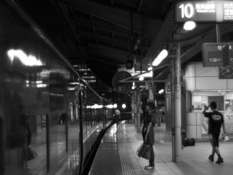 東京駅23時 ~逢・愛・合~_e0015690_16525985.jpg