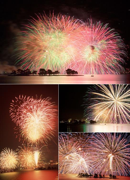 『2008松江水郷祭花火大会』_e0124490_1461667.jpg