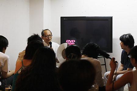「Art and Money」第2弾企画、ミヅマさんトークイベント終了しました!_c0102818_1214527.jpg
