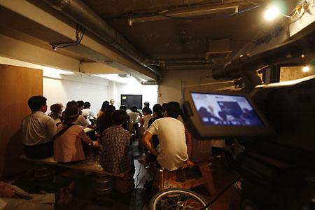 「Art and Money」第2弾企画、ミヅマさんトークイベント終了しました!_c0102818_122072.jpg