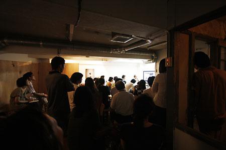 「Art and Money」第2弾企画、ミヅマさんトークイベント終了しました!_c0102818_122988.jpg