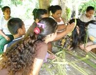 ミクロネシア諸島自然体験‐2008年少年少女自然体験交流-異文化交流_a0043520_23102586.jpg