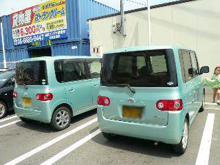 同じ車があったら横に停めるキャンペーン_b0054727_13364721.jpg