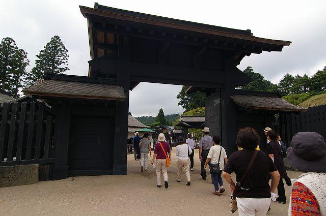 箱根の関所跡~箱根・鎌倉・横浜の旅(2) _d0043136_19474127.jpg