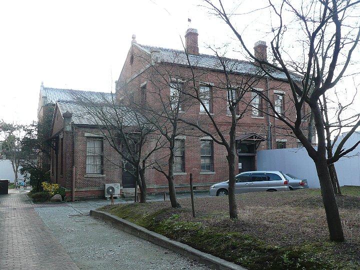 京都大学 東南アジア研究センター_c0112559_10565936.jpg