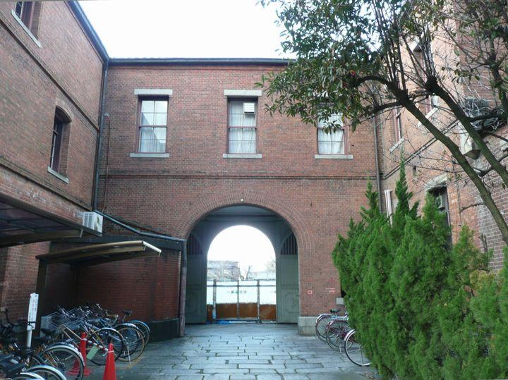 京都大学 東南アジア研究センター_c0112559_10595236.jpg