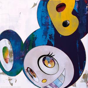 "Takashi Murakami : Prints \""My First Art\"" Series_f0011179_4142327.jpg"