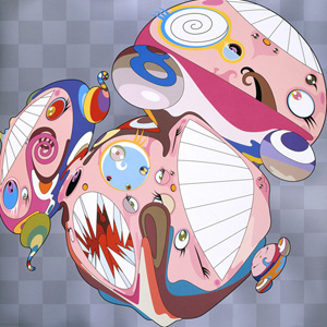 "Takashi Murakami : Prints \""My First Art\"" Series_f0011179_4162246.jpg"