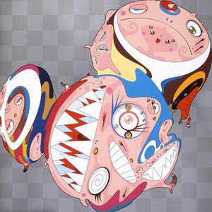"Takashi Murakami : Prints \""My First Art\"" Series_f0011179_4164012.jpg"