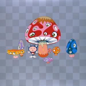"Takashi Murakami : Prints \""My First Art\"" Series_f0011179_417301.jpg"