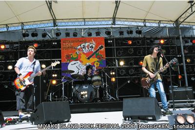 MIYAKO ISLAND ROCK FESTIVAL 2008 ライブレポート_b0159588_1343420.jpg