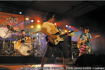 MIYAKO ISLAND ROCK FESTIVAL 2008 ライブレポート_b0159588_13505296.jpg
