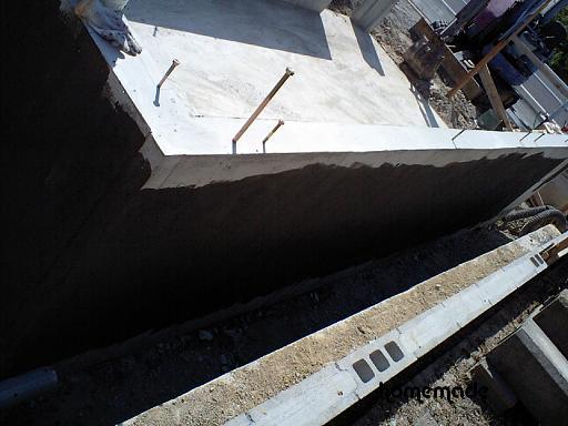 基礎工事7 防水塗装工事_c0108065_11175010.jpg