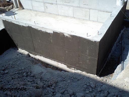 基礎工事7 防水塗装工事_c0108065_11175793.jpg