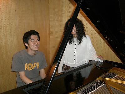Shino Arima at the studio_c0077105_1575110.jpg