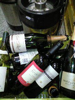 ワイン、ワイン、ワイン、そして幸せ(*^_^*)_e0092612_938123.jpg