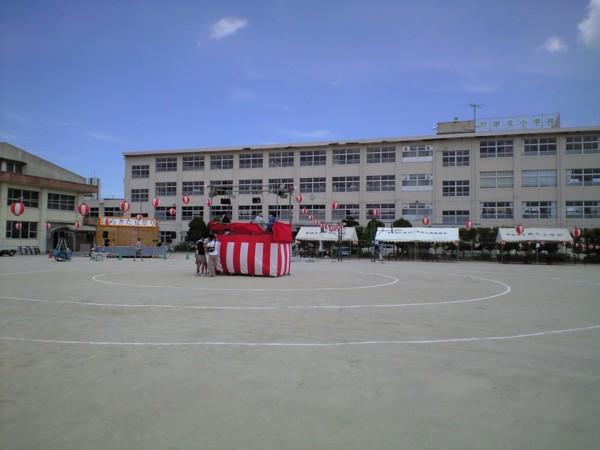 """原北小学校校区自治会""""夏祭り""""_d0082356_12462417.jpg"""