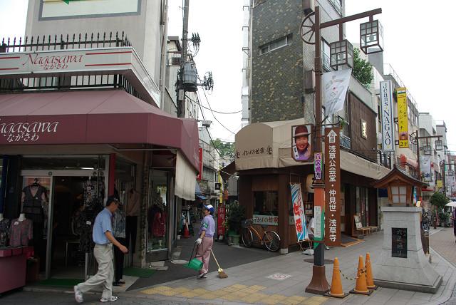 浅草 オペラ館跡を訪ねる : 東京雑派 TOKYO ZAPPA