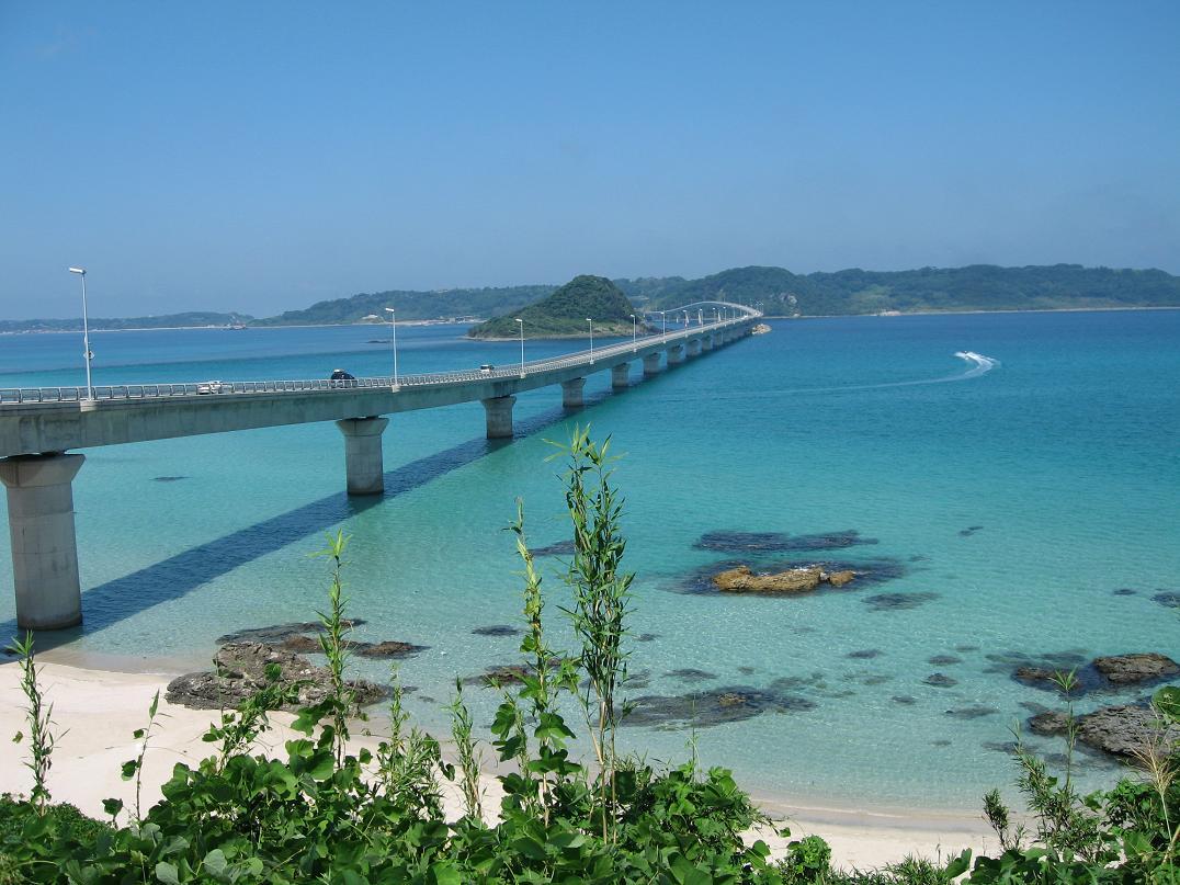 下関市の二つの長い橋   角島 予告号→その4_a0107574_7202787.jpg