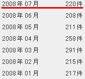 7月のブログ投稿220本_d0027795_846257.jpg
