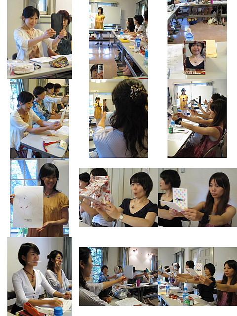 ヘルスサポーターのための笑顔づくり教室を開催して。_d0046025_22172713.jpg