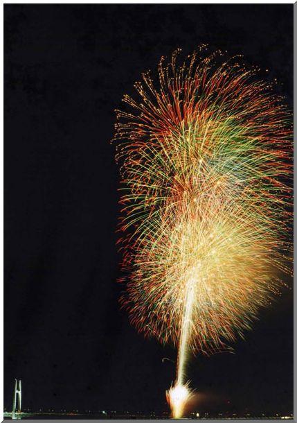 夜空に咲く大輪(横浜MM21)_d0123528_19485858.jpg