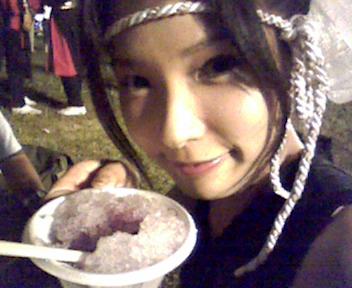 かき氷~_e0114246_1404355.jpg