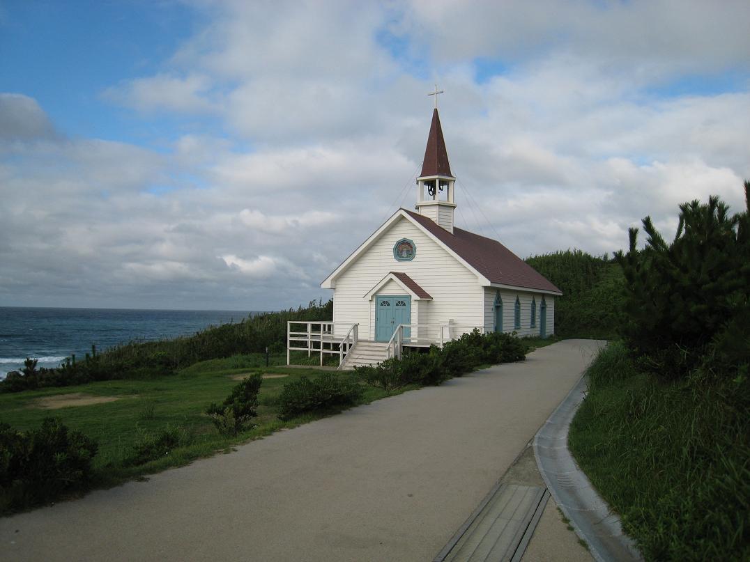 今日は教会以外も         角島 その6予告_a0107574_7445162.jpg