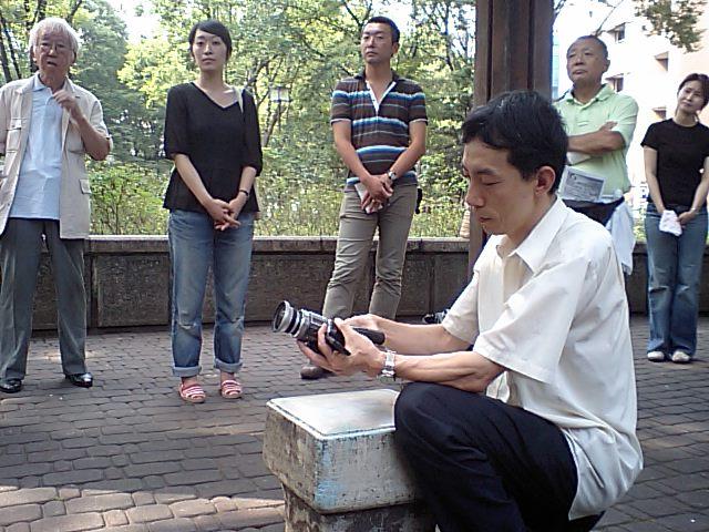 第51回漢語角開催写真その2 自己紹介の時間_d0027795_14574654.jpg