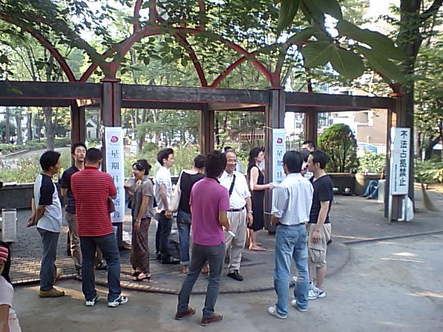 第51回漢語角開催写真その6  自由交流の様子_d0027795_16513839.jpg