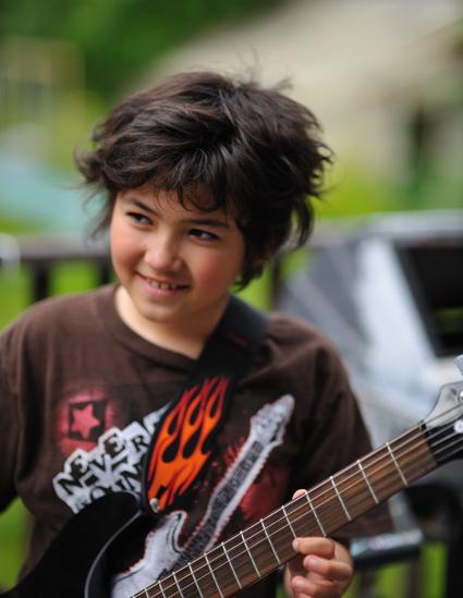 9歳のストリートミュージシャン_a0088116_245179.jpg