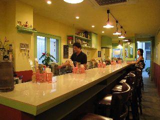 亜州食堂 チョウク_b0054727_17243633.jpg