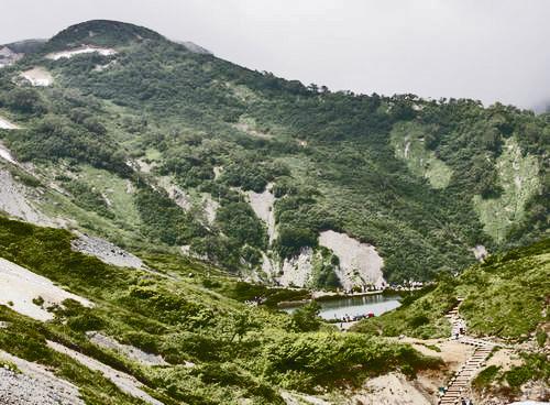 白馬村へ 栂池自然園・八方尾根_c0073016_21163383.jpg