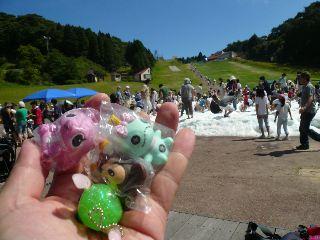 六甲山<人工>スキー場雪祭り_b0054727_14491486.jpg
