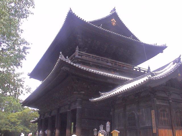 京都に行ってきました~お寺編。_e0060555_1301545.jpg