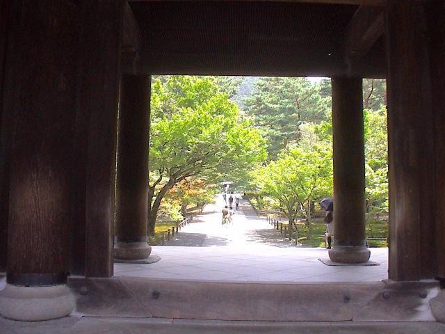 京都に行ってきました~お寺編。_e0060555_1314478.jpg