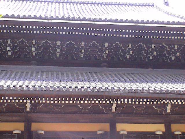 京都に行ってきました~お寺編。_e0060555_1343317.jpg