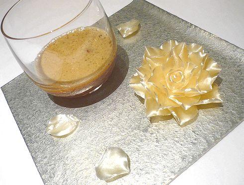白金台 レストラン カンテサンス Quintessence 夏の薔薇。。。*:.。.☆*† _a0053662_22554915.jpg