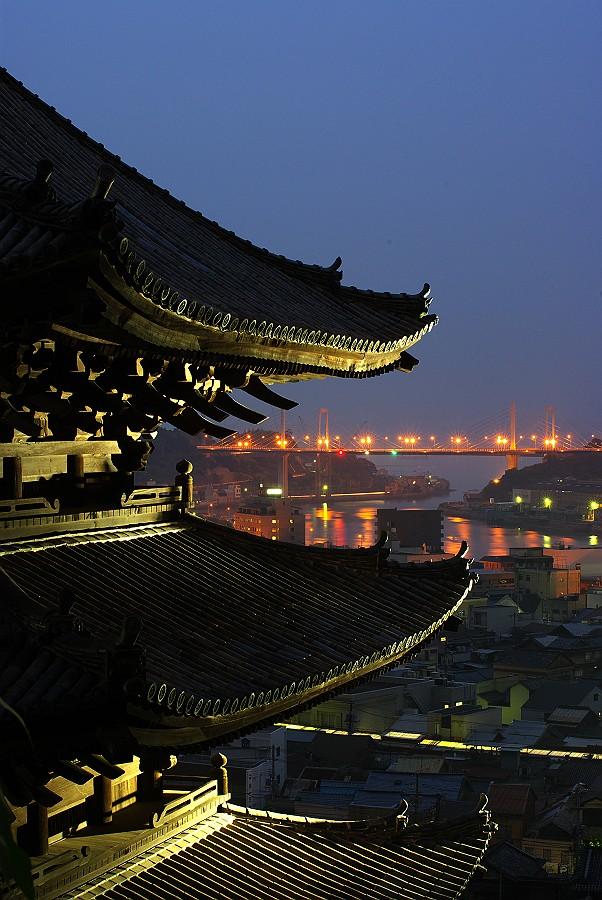 天寧寺塔婆からの眺望_c0152379_6182445.jpg