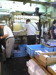 築地で買い出し そして蕎麦打ちの会_d0074981_1116235.jpg
