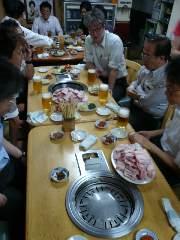 鶴橋 福ちゃん  サムギョプサル_b0054727_102149.jpg