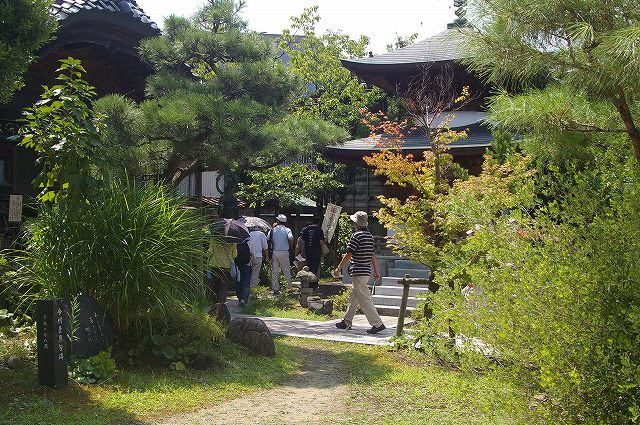 芭蕉と歩く下口街道~金沢散歩学_d0043136_19565577.jpg