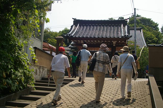 芭蕉と歩く下口街道~金沢散歩学_d0043136_2053283.jpg