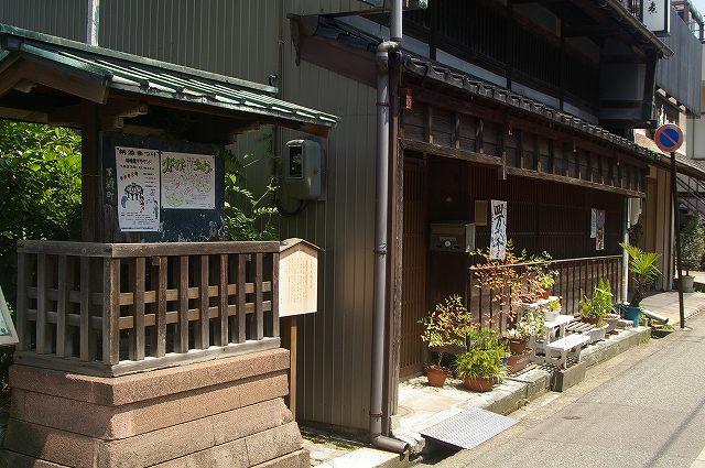 芭蕉と歩く下口街道~金沢散歩学_d0043136_2083057.jpg