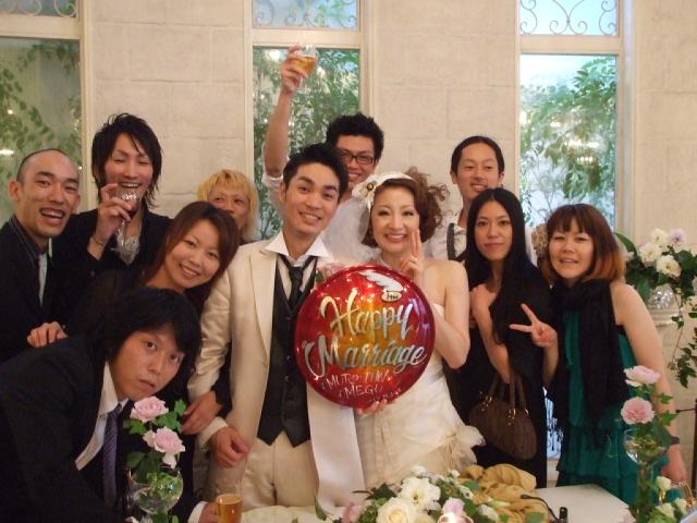 HAPPY WEDDING!!_a0099753_16264489.jpg
